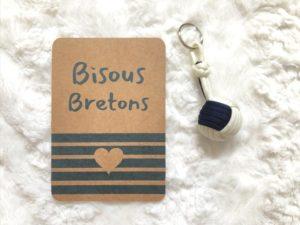 Carte Bisous Bretons